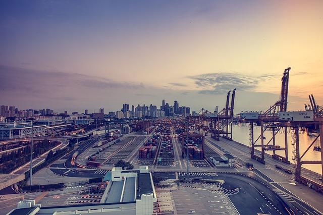 Affretement marchandise maritime