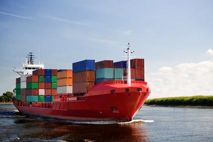 transport marchandises par bateau