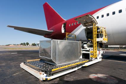 import export avion cargo etats unis