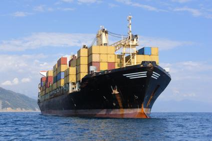 tarif envoi de fret par bateau