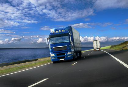Transport de fret de marchandise par la route