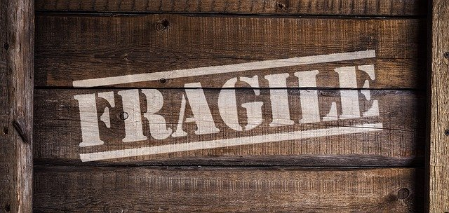 transport de gros colis fragile
