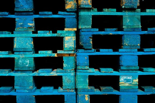 palette en bois devis transport